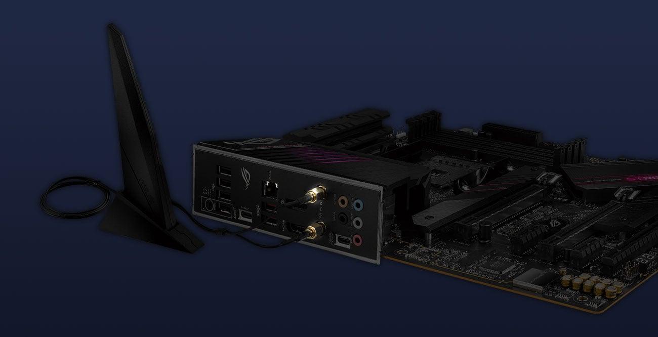 ASUS ROG STRIX B550-XE GAMING WIFI -