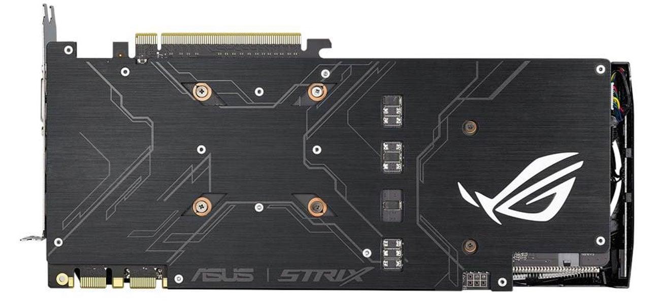 Topowe rozwiązania ASUS GTX 1070 Ti Strix Gaming