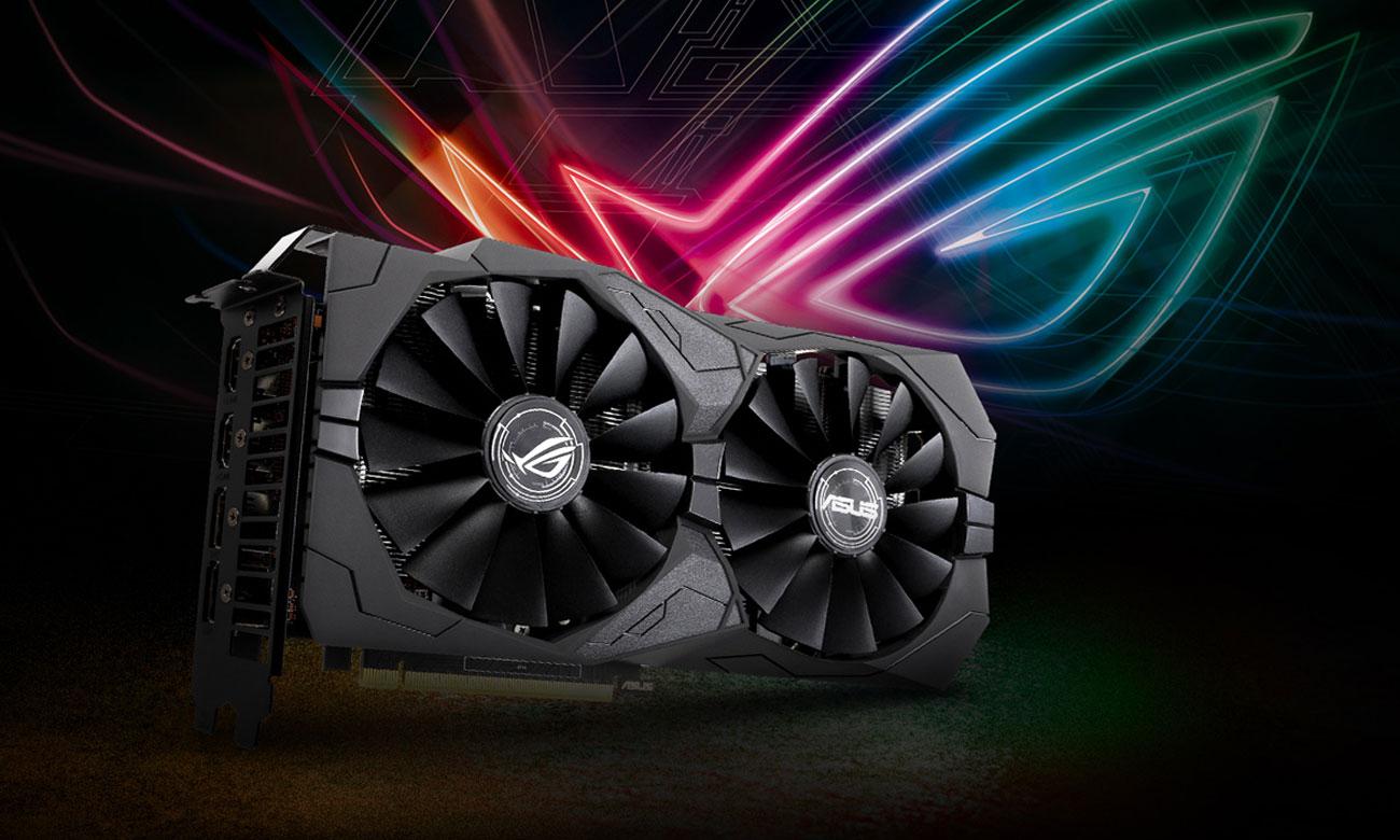 ASUS GeForce GTX 1650 ROG Strix Gaming