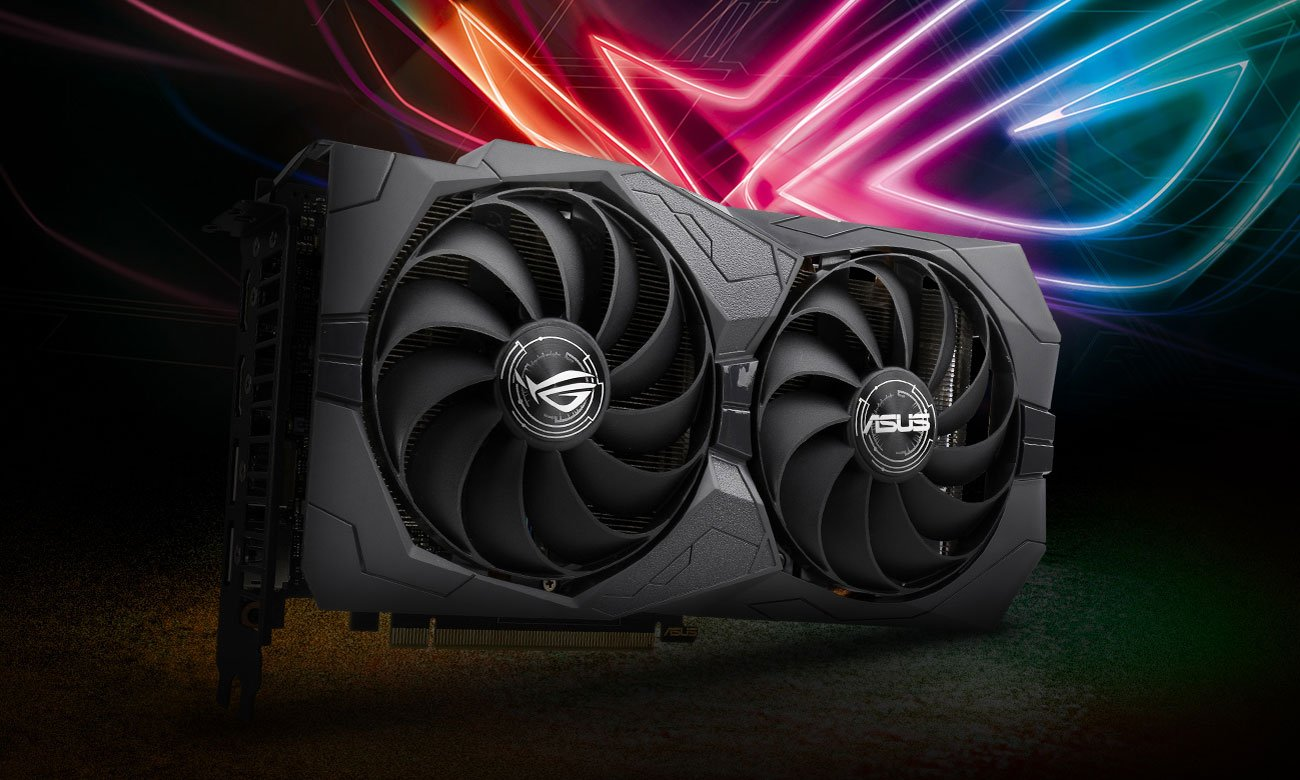 ASUS GeForce GTX 1650 SUPER ROG Strix Gaming