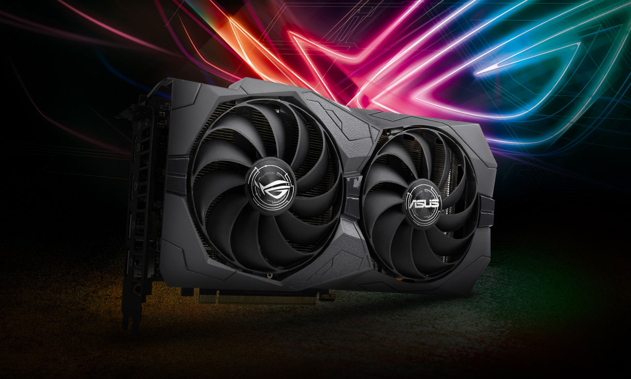 ASUS GeForce GTX 1650 SUPER Strix OC