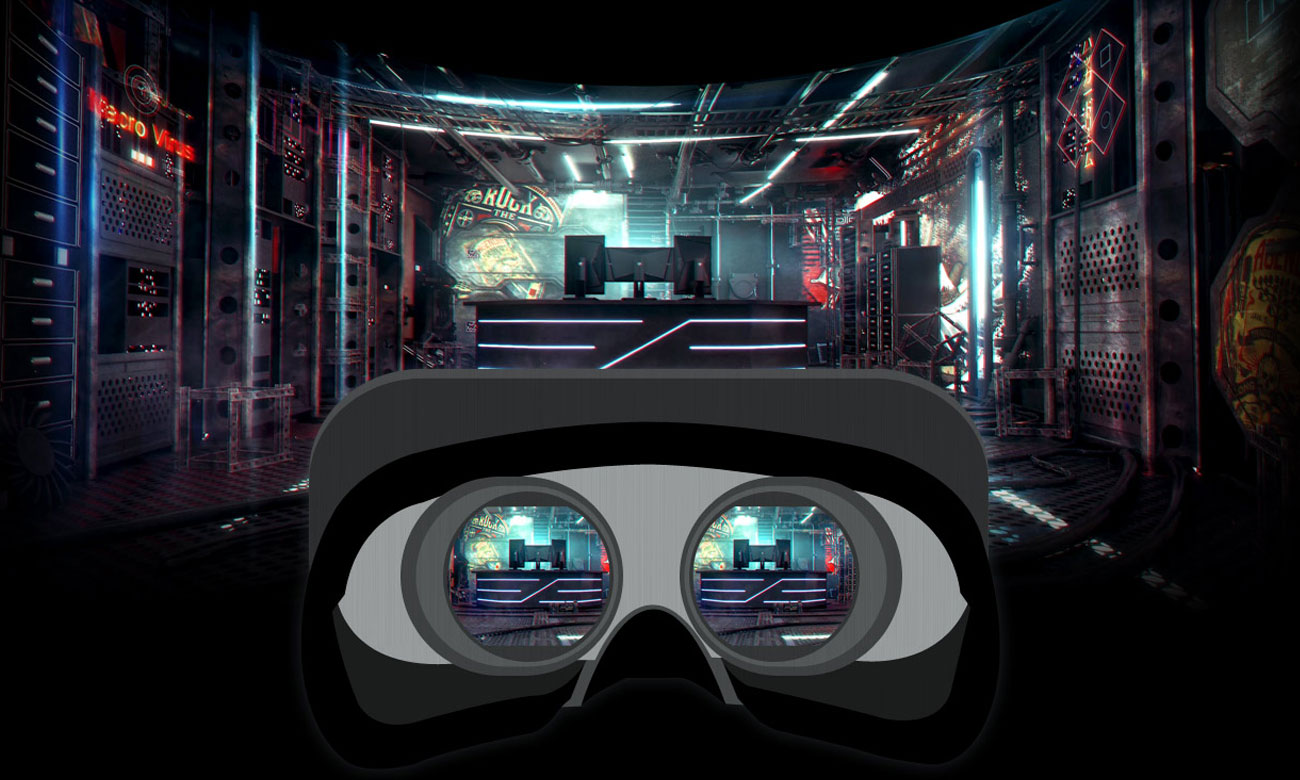ASUS ROG STRIX H370-F GAMING ASUS ROG Beyond VR Ready