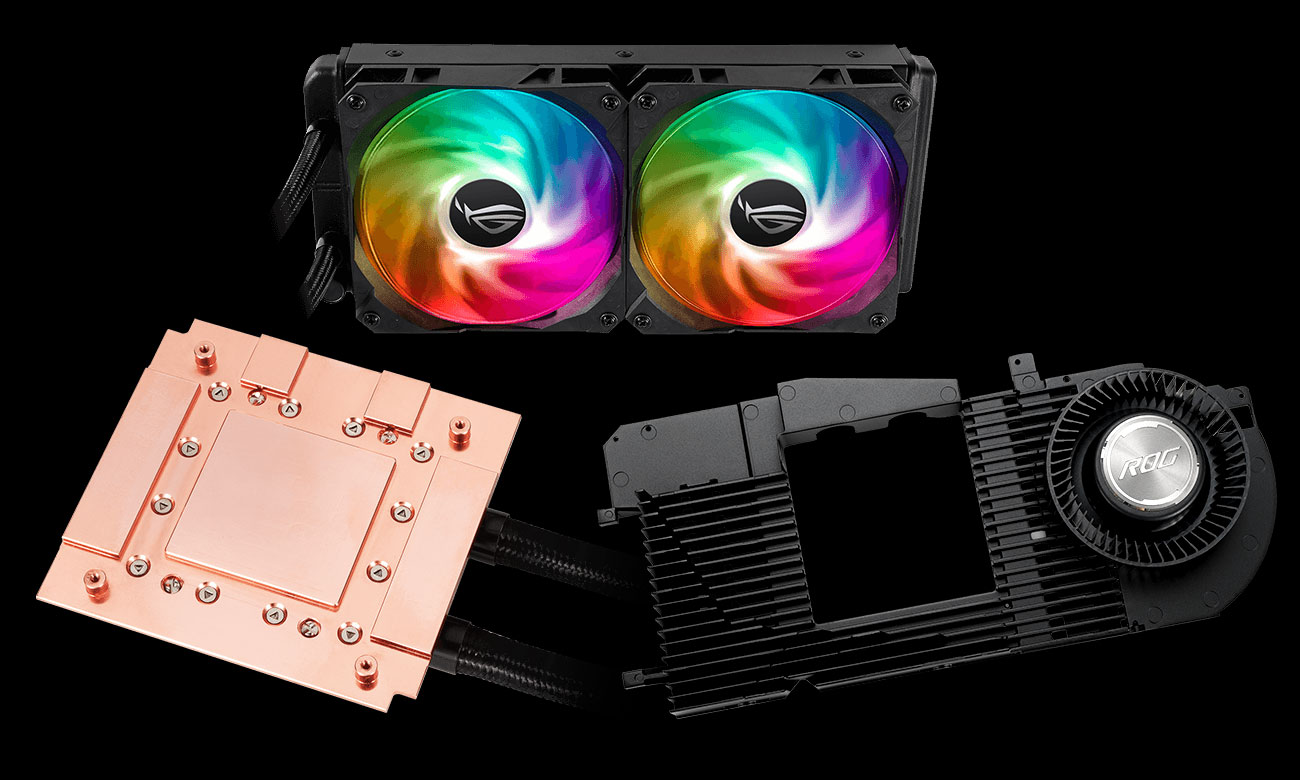 ASUS RX 6900 XT Ultimate ROG STRIX LC OC 16 GB