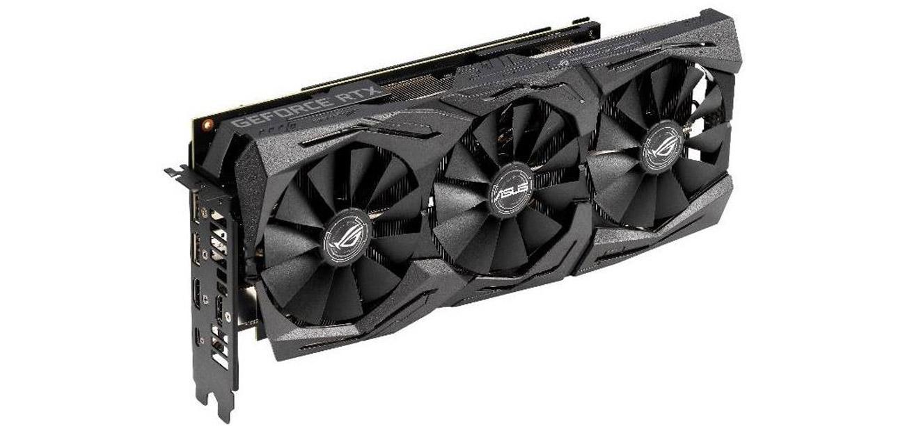 ASUS GeForce RTX 2060 SUPER ROG Strix Gaming