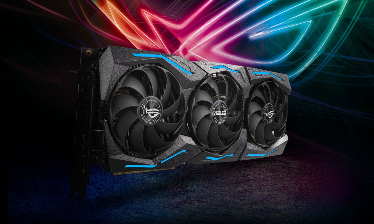 ASUS GeForce RTX 2060 Super ROG EVO OC