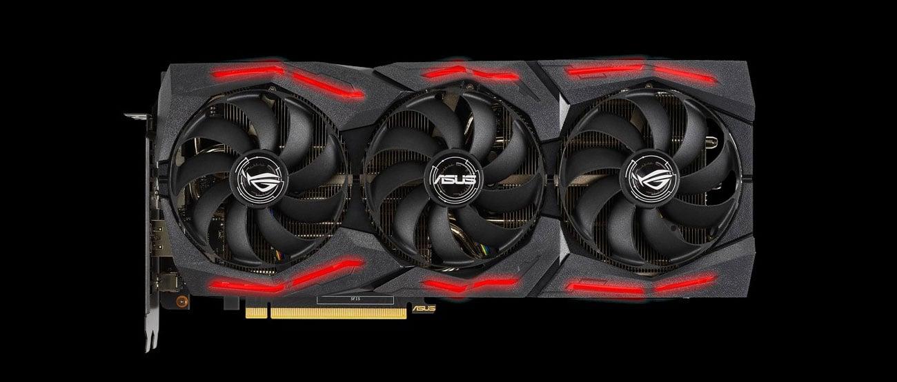 ASUS GeForce RTX 2060 Super ROG EVO OC - Chłodzenie