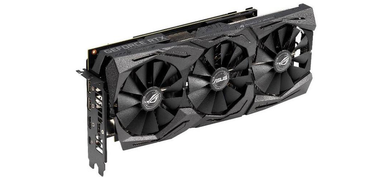 ASUS GeForce RTX 2060 SUPER ROG Strix OC