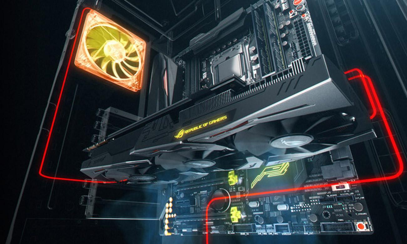 ASUS GeForce RTX 2070 SUPER ROG Strix