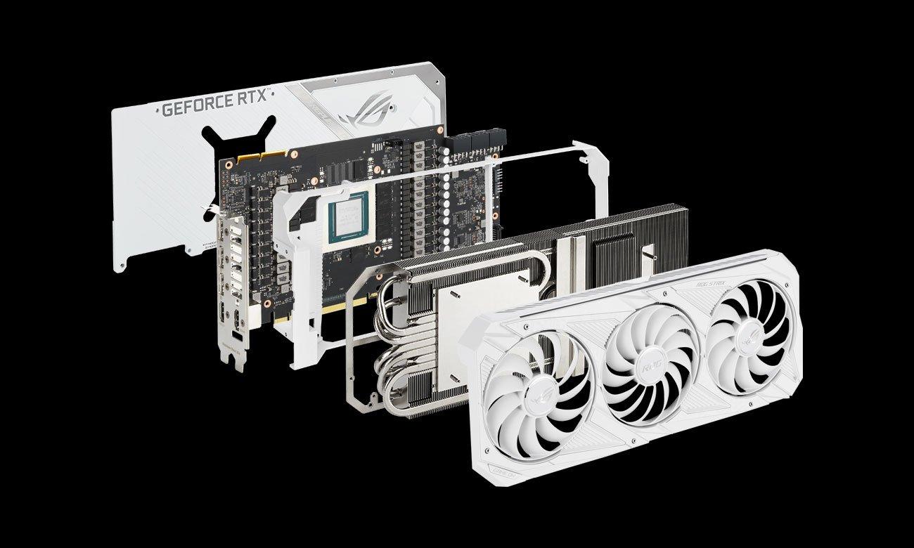 ASUS GeForce RTX 3090 ROG STRIX OC 24GB