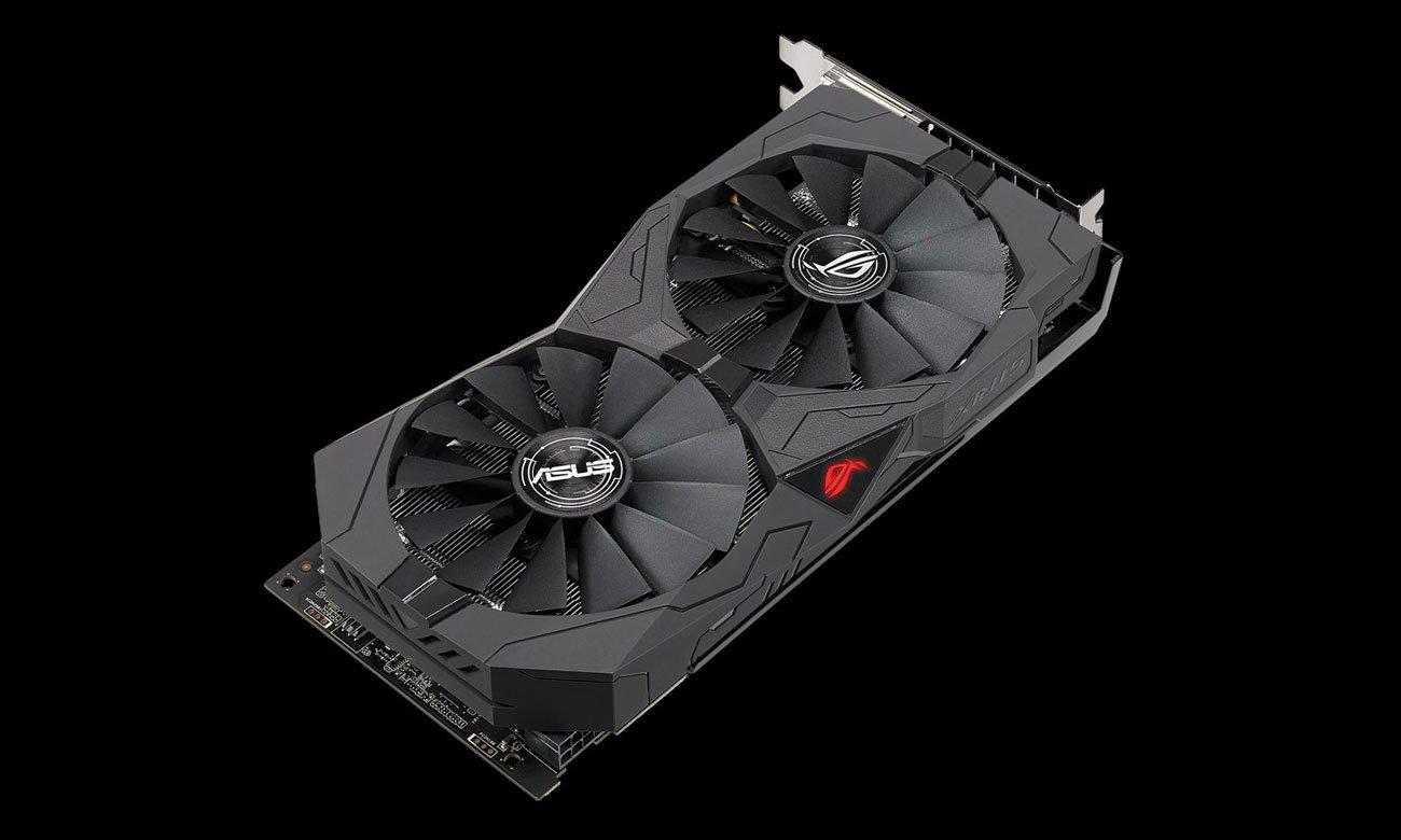 Karta graficzna ASUS Radeon RX 570 STRIX OC 8GB GDDR5