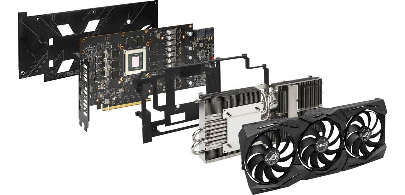 ASUS Radeon RX 5700 XT ROG Strix Gaming OC 8GB GDDR6