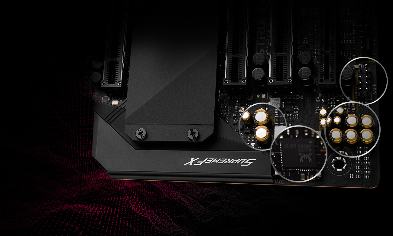 ASUS ROG STRIX TRX40-E GAMING - Tuning PC