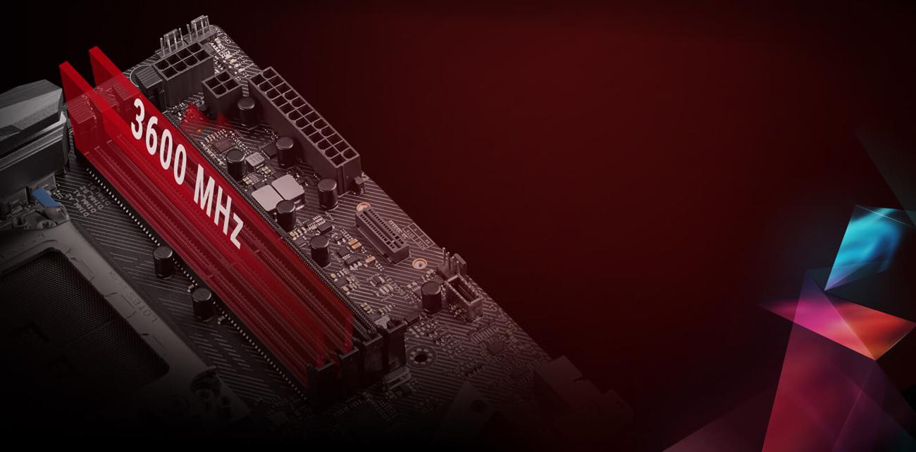 ASUS ROG STRIX X399-E GAMING ultrawydajne przypisywanie pamięci ddr4