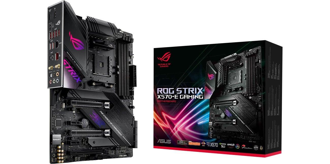 Płyta główna Socket AM4 ASUS ROG STRIX X570-E GAMING 90MB1150-M0EAY0