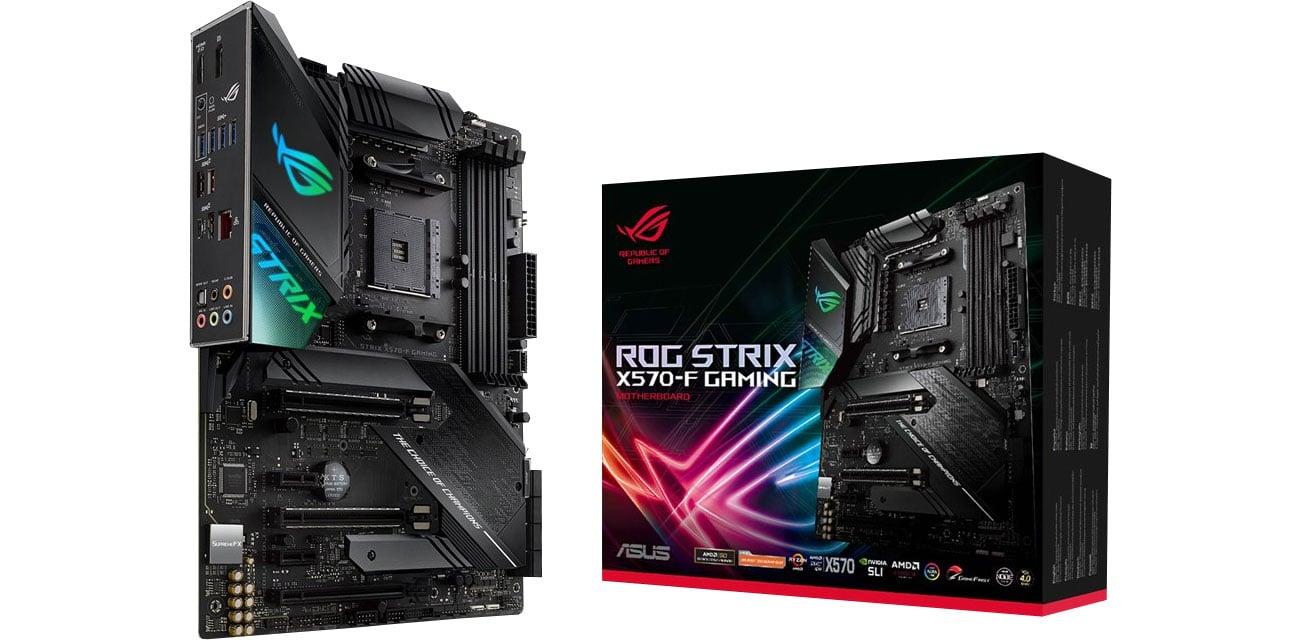 ASUS ROG STRIX X570-F GAMING - Złącza PCI-E 4.0 M.2