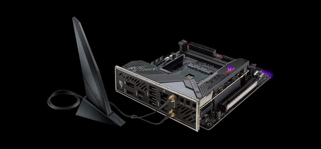 ASUS ROG STRIX X570-I GAMING -