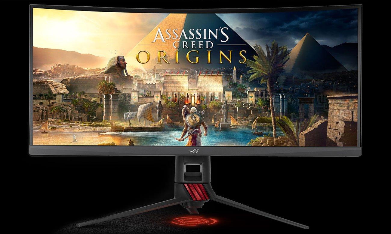 Asus ROG Strix XG35VQ 35'' zakrzywiony monitor dla graczy
