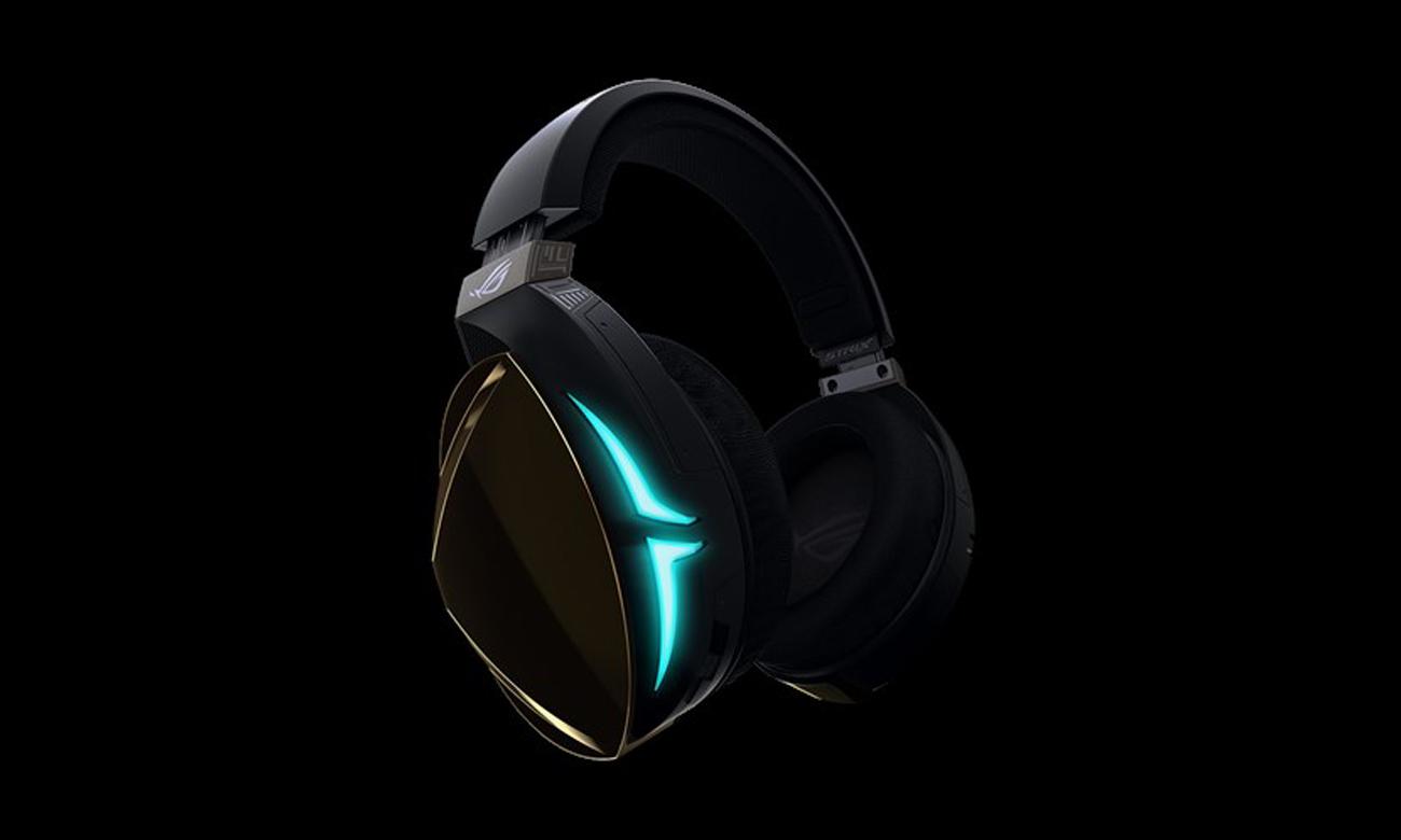Słuchawki Asus ROG Strix Fusion 500 16,8 miliona kombinacji kolorów