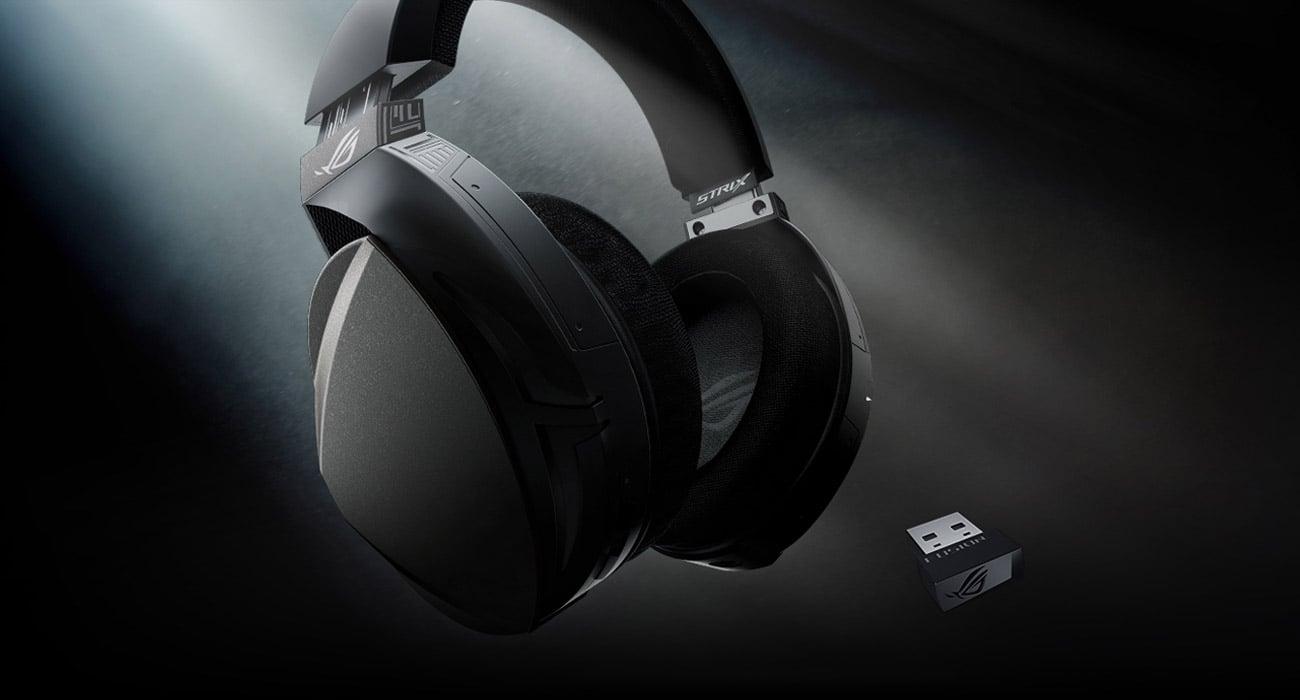 ASUS ROG Strix Fusion Wireless Gamingowy zestaw słuchawkowy