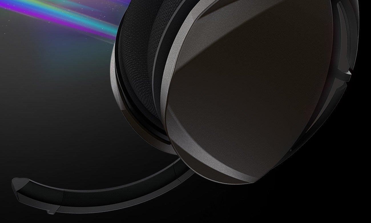 ASUS ROG Strix Fusion Wireless Wyciszenie mikrofonu za pomocą przekręcenia