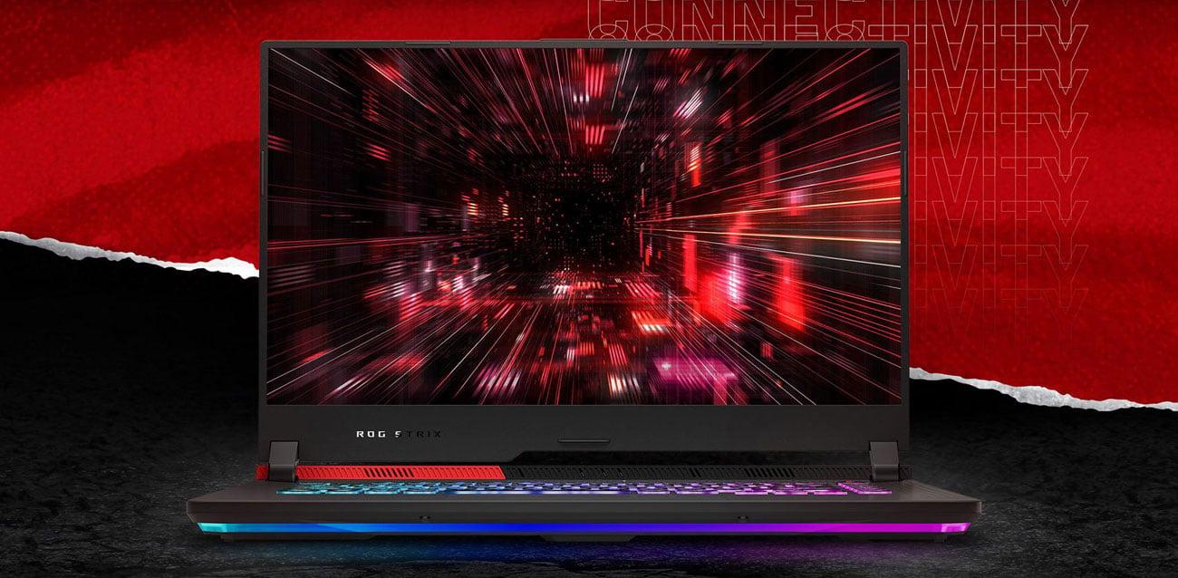 ASUS ROG Strix G15 Advantage ekran