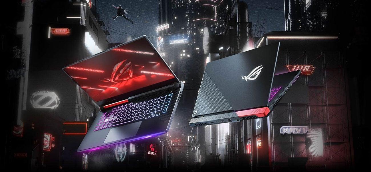 Laptop gamingowy ASUS ROG Strix G15 Advantage