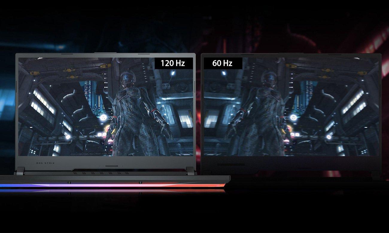 Ekran 120 Hz