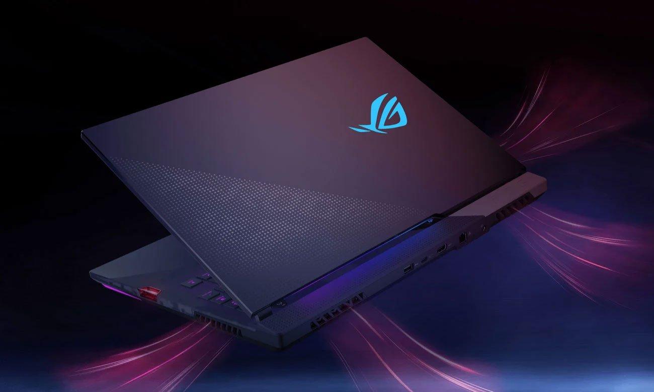 Chłodzenie w laptopie Asus
