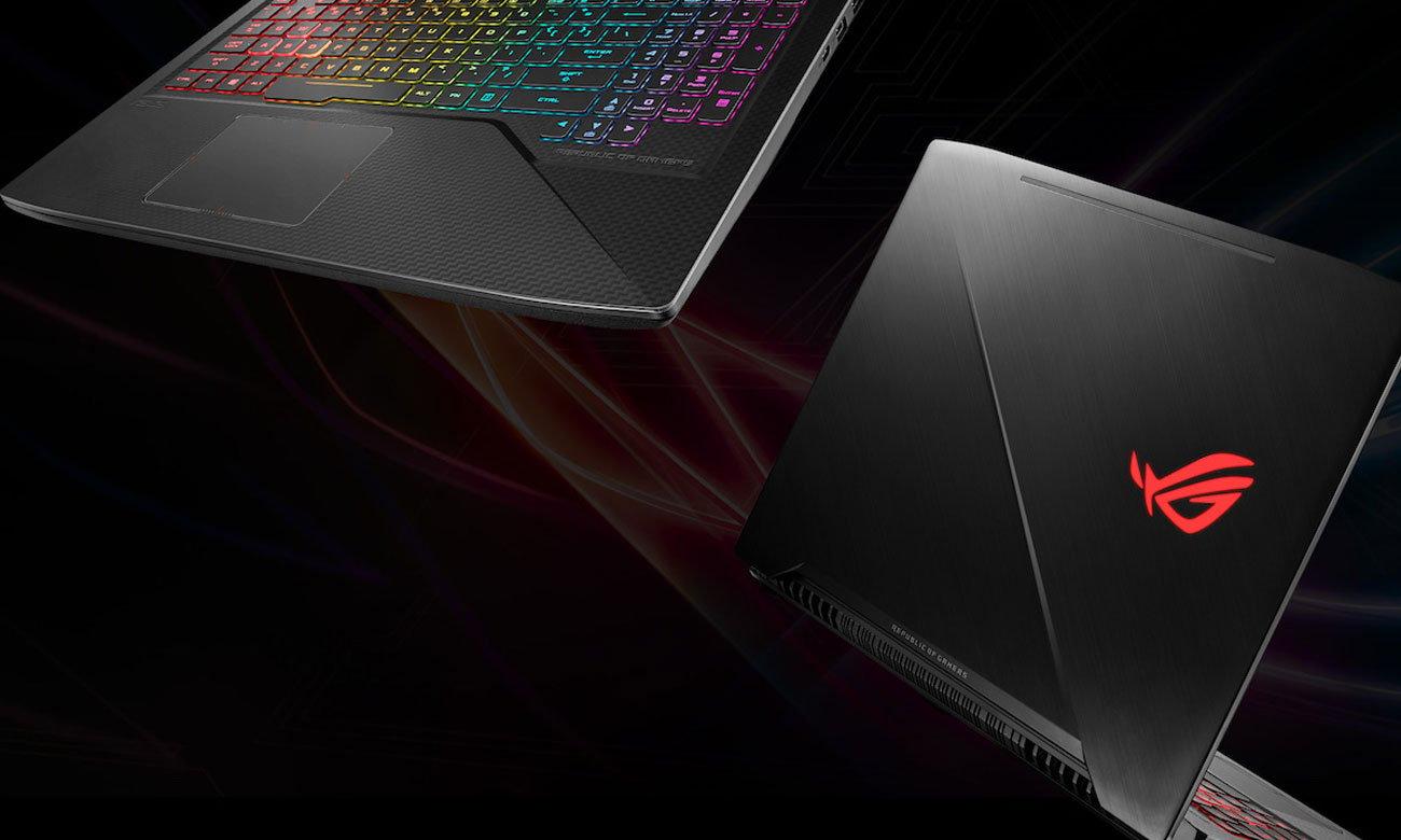 ASUS ROG Strix SCAR GL703GM Procesor Intel Core i7 8-ej generacji
