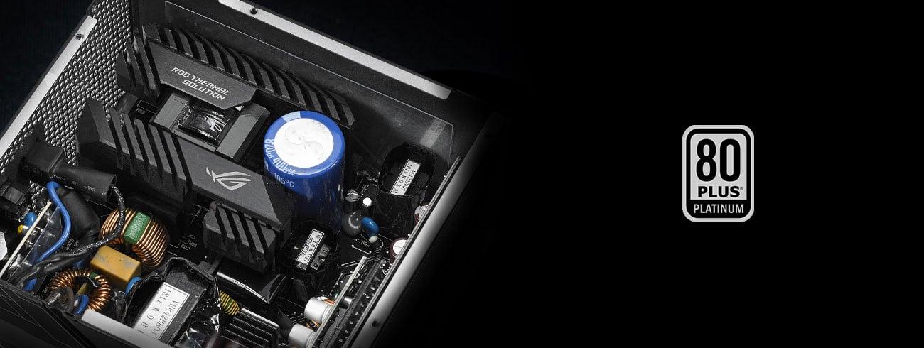 ASUS ROG Thor 850W - 80 PLUS Platinum