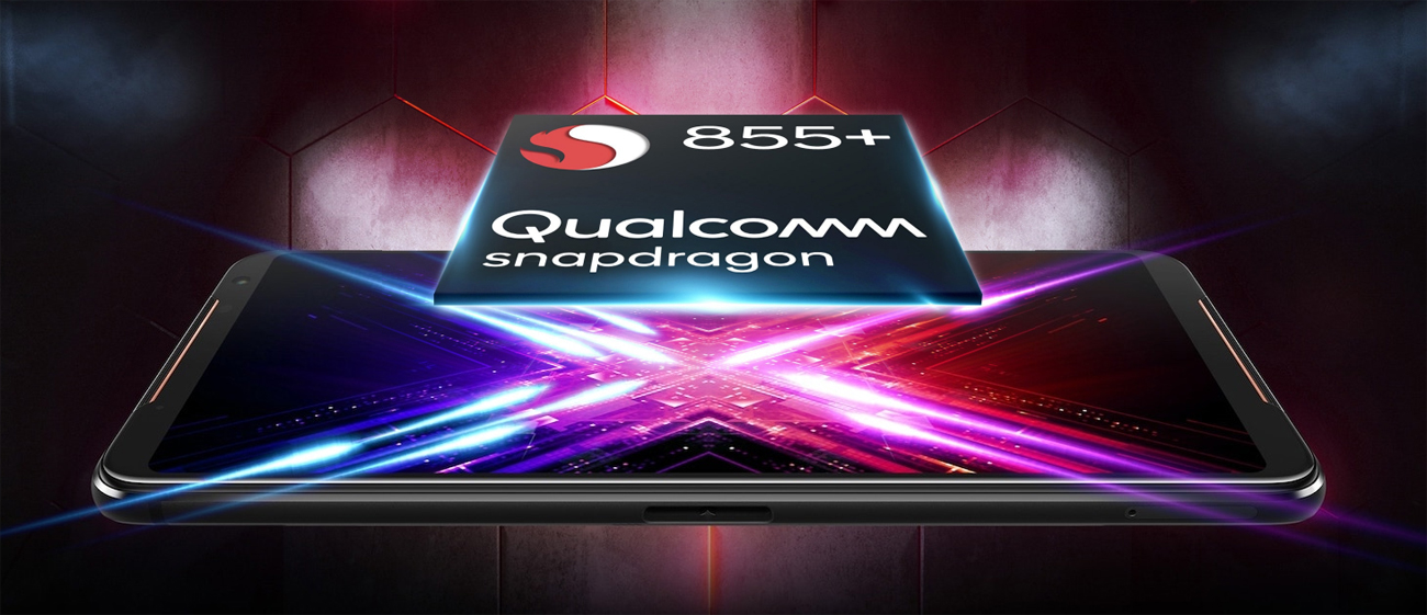 ASUS ROG Phone 8-rdzeniowy procesor Snapdragon 855 plus tryb x