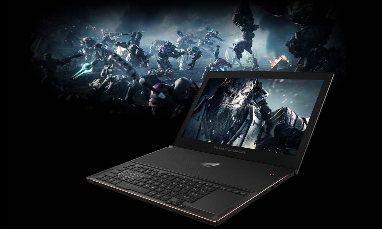 ASUS ROG Zephyrus GX501VI technologia NVIDIA G-Sync