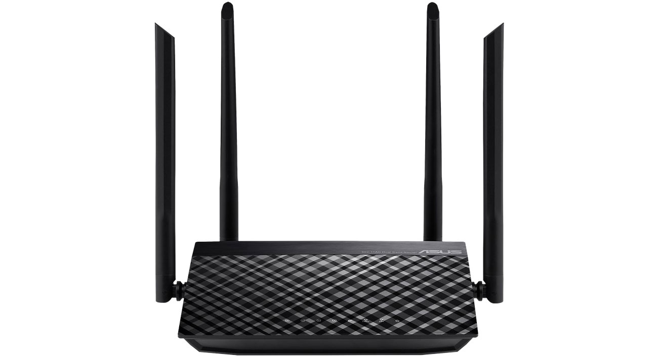 Router ASUS RT-AC1200 V2