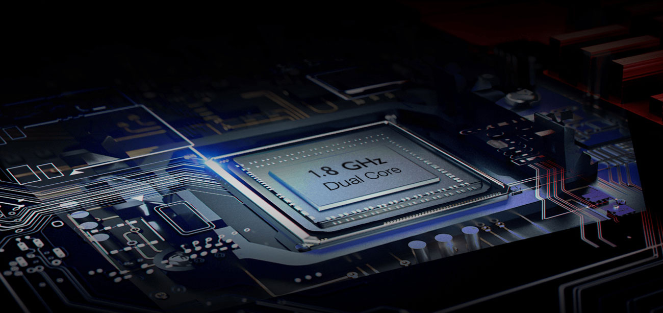 ASUS RT-AC86U Procesor 1,8 GHz