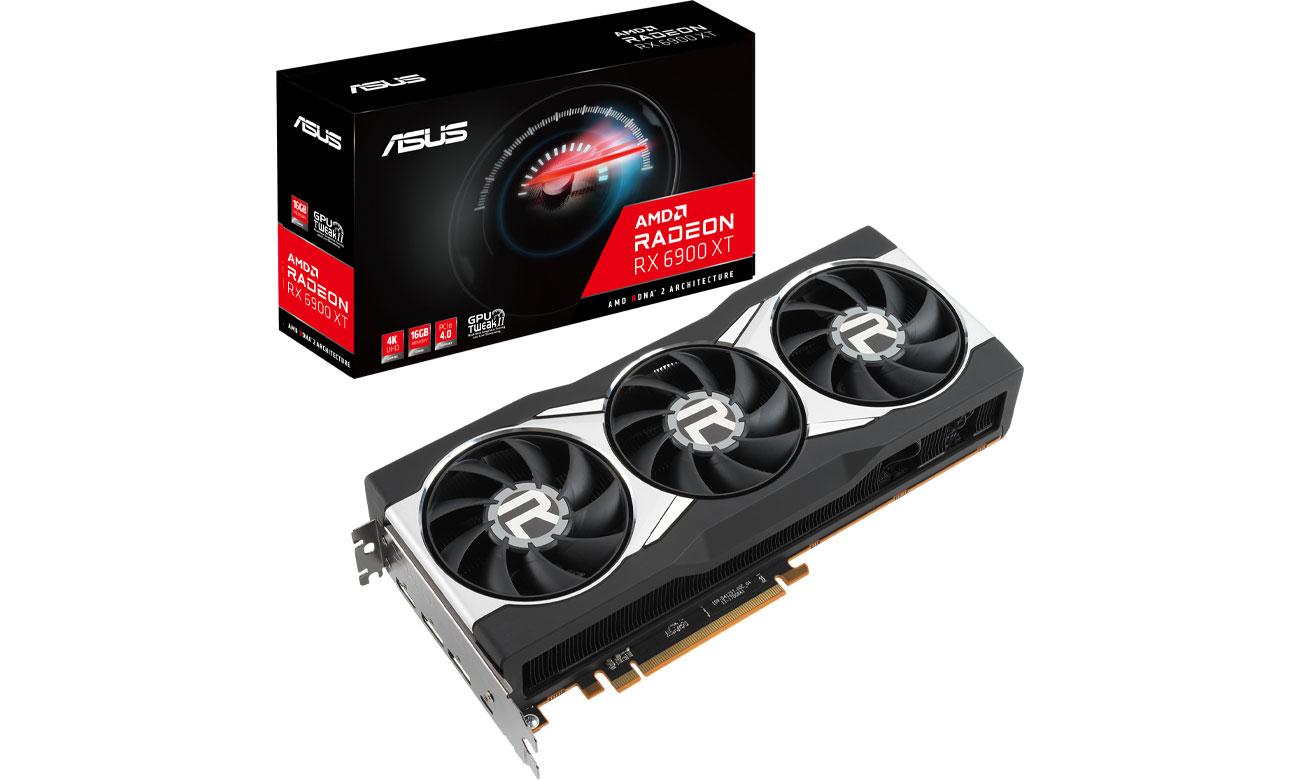 Karta graficzna AMD ASUS RX 6900 XT 16GB GDDR6