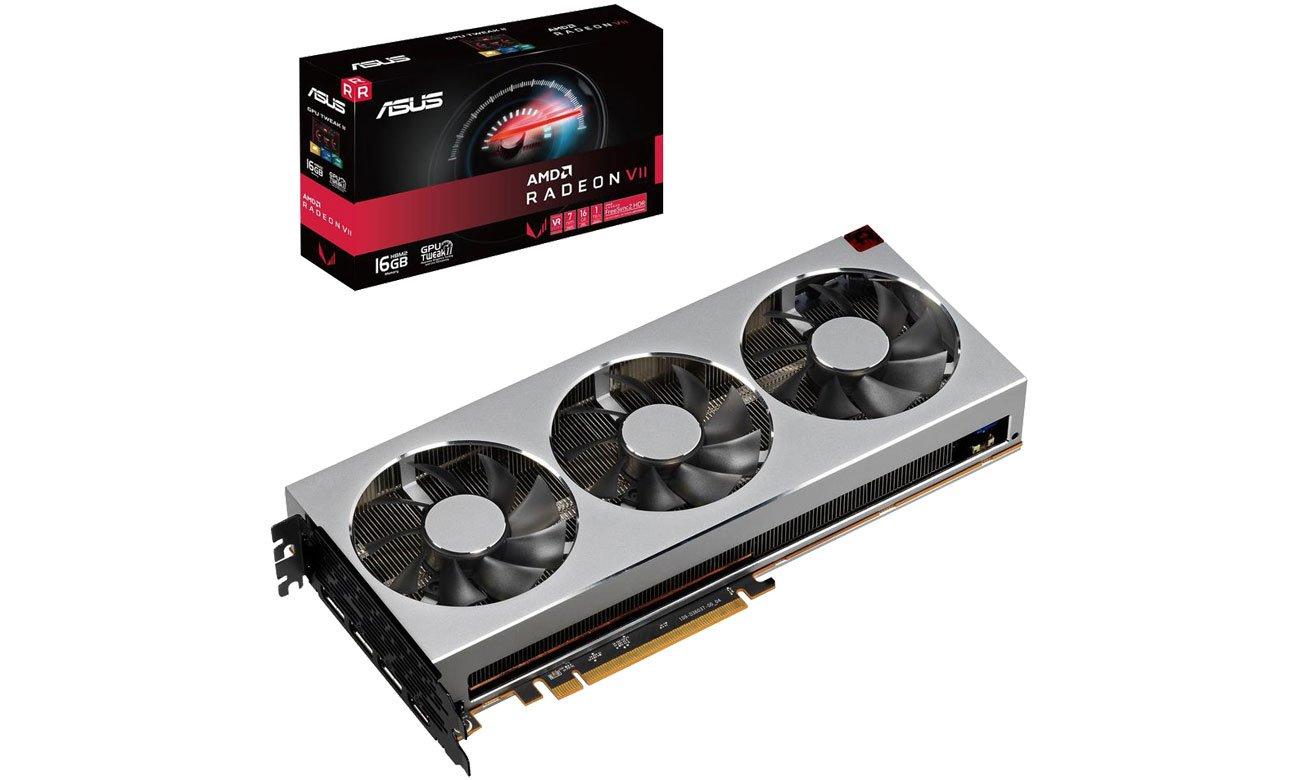Karta graficzna AMD ASUS Radeon VII 16G 90YV0CY0-U0NA00