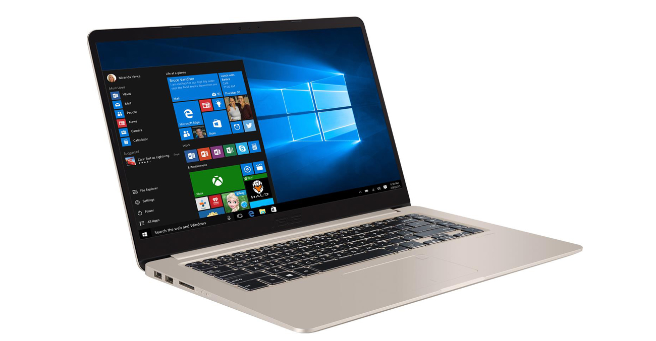 ASUS VivoBook S15 S510UN Intel Core i7