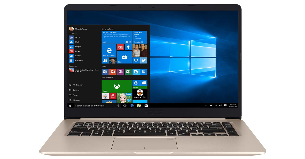 ASUS VivoBook S15 S510UN GeForce MX150