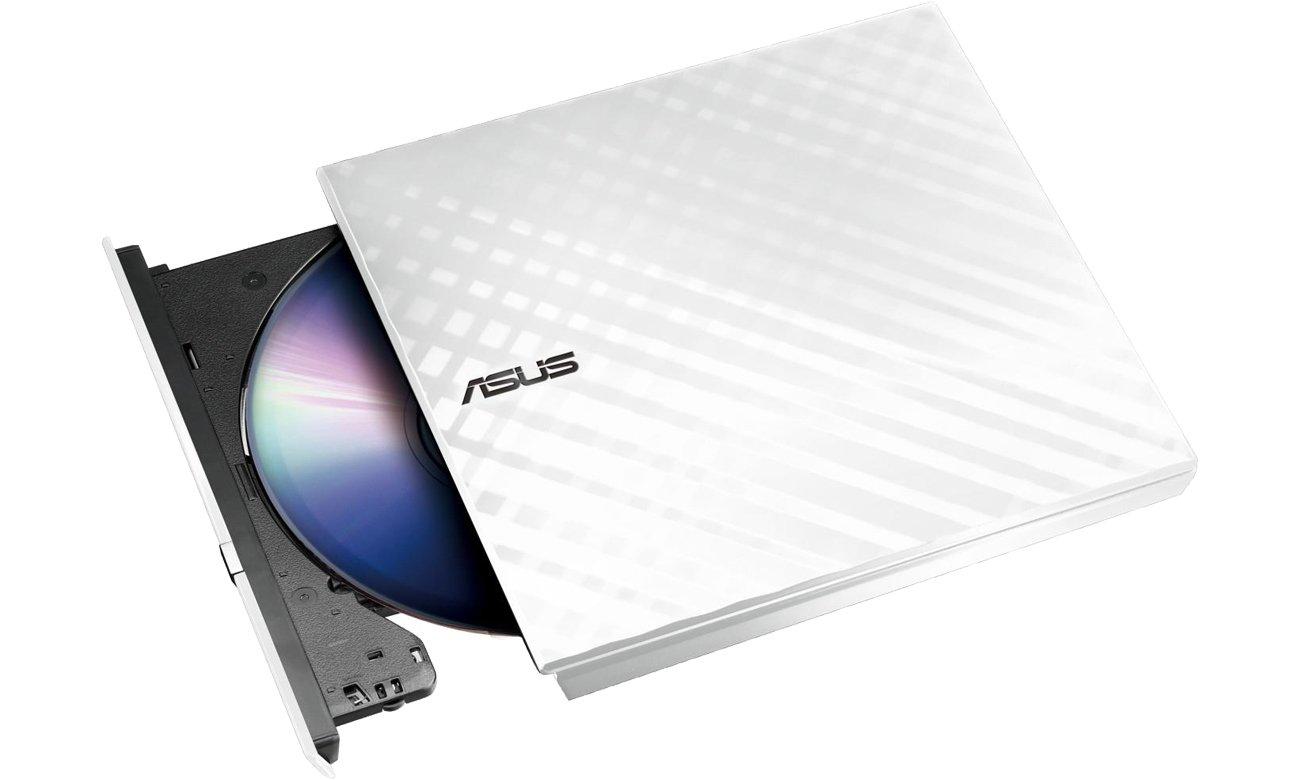 Nagrywarka zewnętrzna DVD ASUS SDRW-08D2S-U