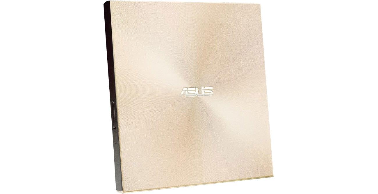 Nagrywarka DVD ASUS ZenDrive U9M złoty SDRW-08U9M-U/GOLD/G/AS/P2G