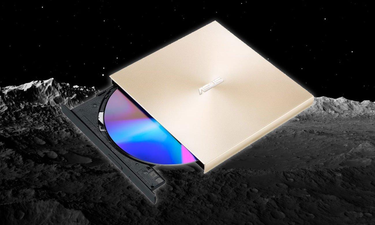 ASUS ZenDrive U9M Zgodność z M-DISC