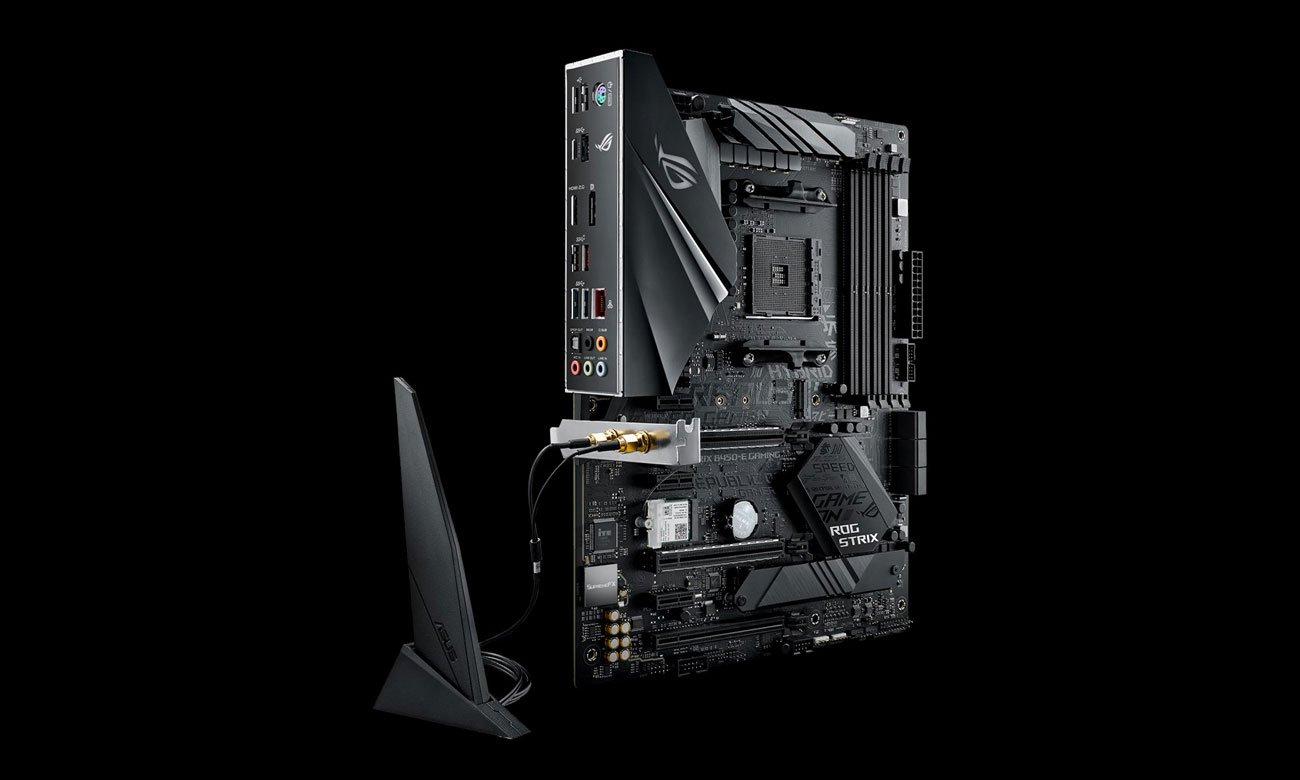 ASUS ROG STRIX B450-E GAMING - WiFi, LAN