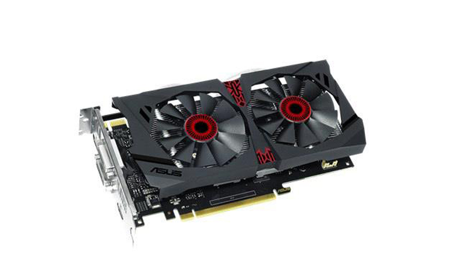 GeForce GTX 950 2048MB 128bit DirectCu II Strix