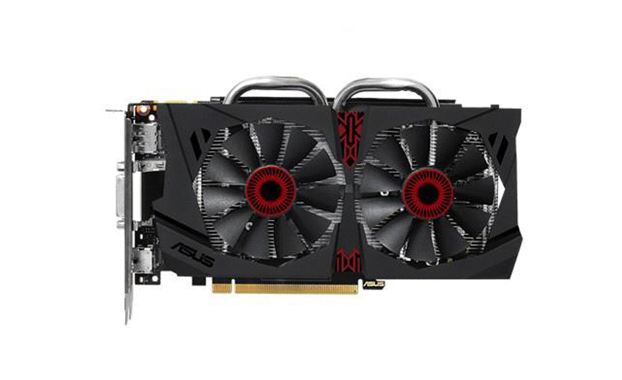 GeForce GTX 950 Strix 0dB