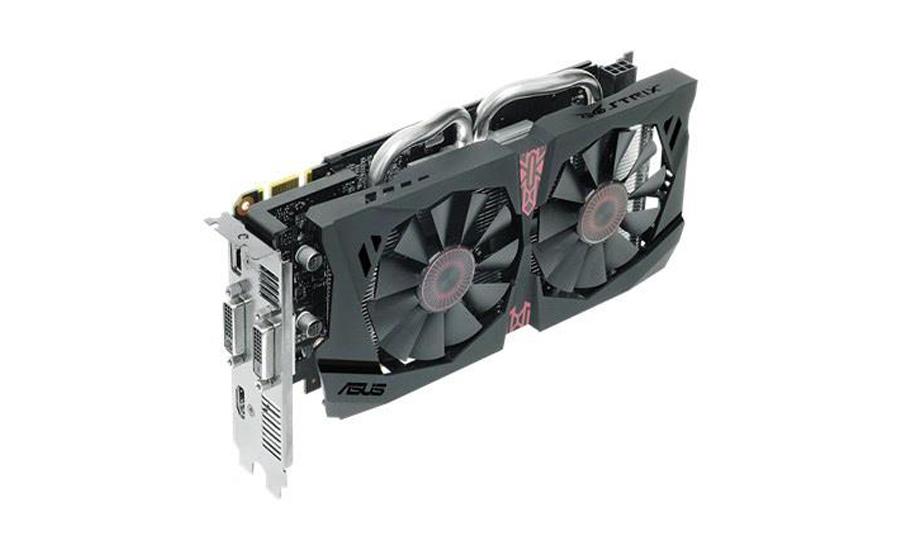 GeForce GTX 950 Strix Wytrzymałość