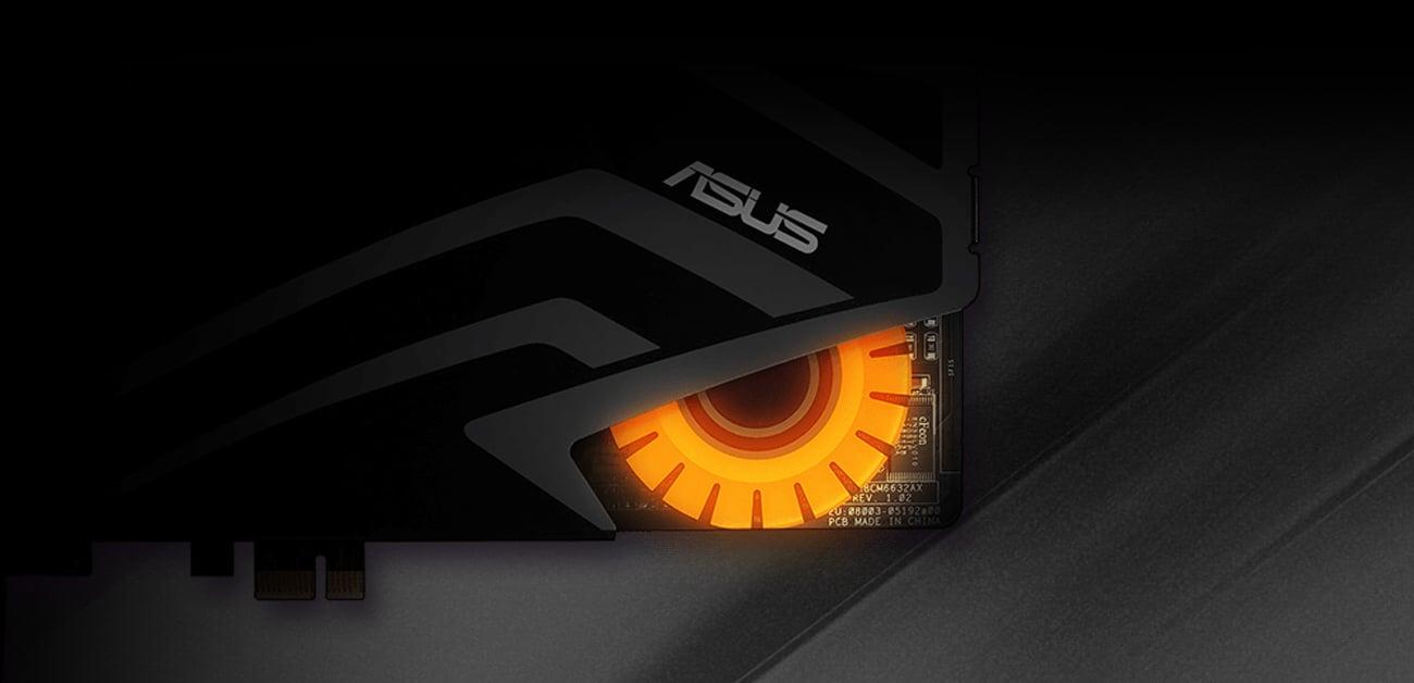 Karta muzyczna ASUS Strix Raid Pro PCI-E