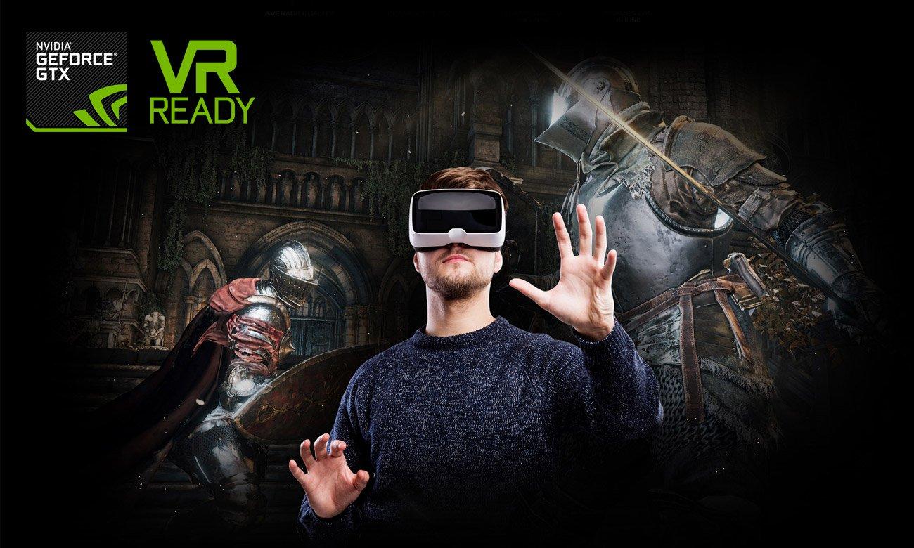 ASUS ROG Strix GL502VM VR Ready