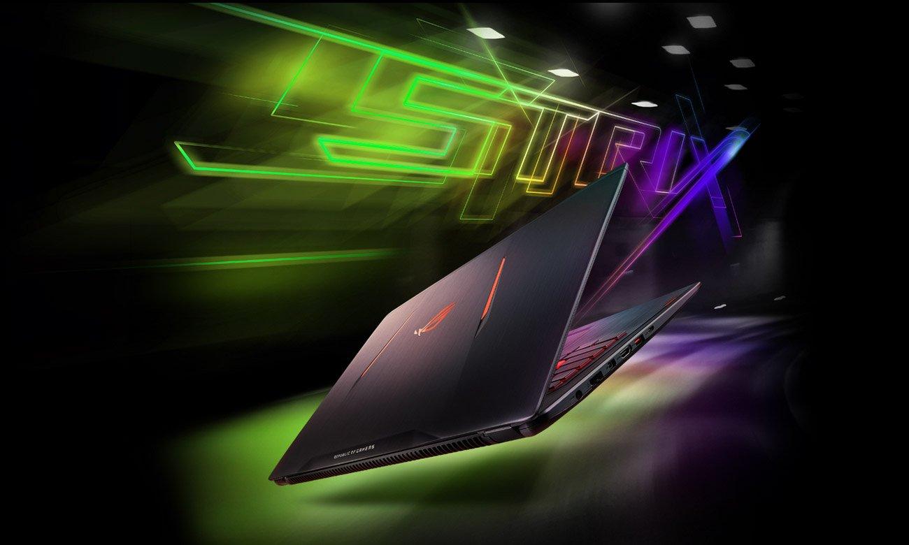 Laptop ASUS ROG Strix GL502VS i7 szóstej generacji
