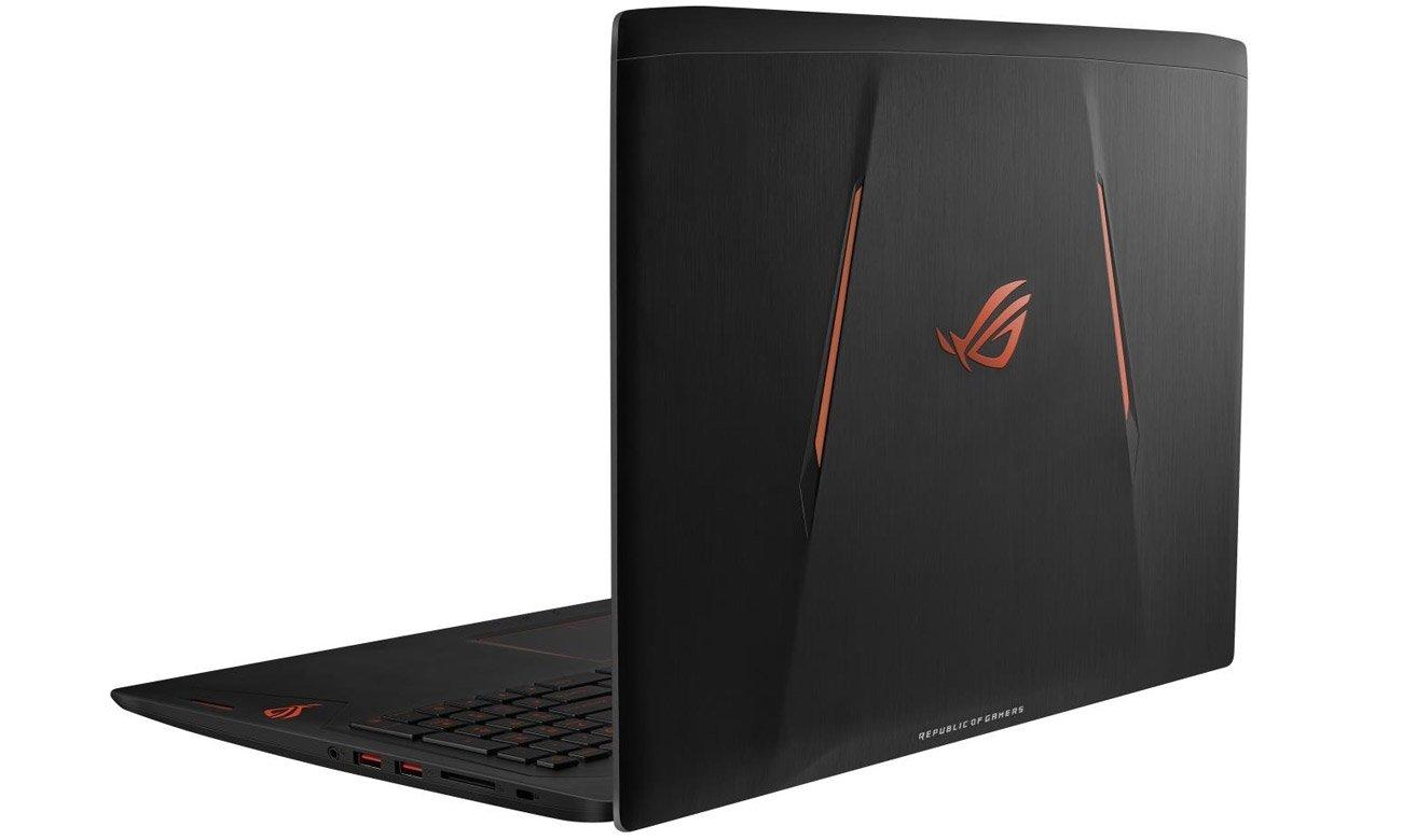 Laptop ASUS ROG Strix GL502VS i7 przenośny lekki