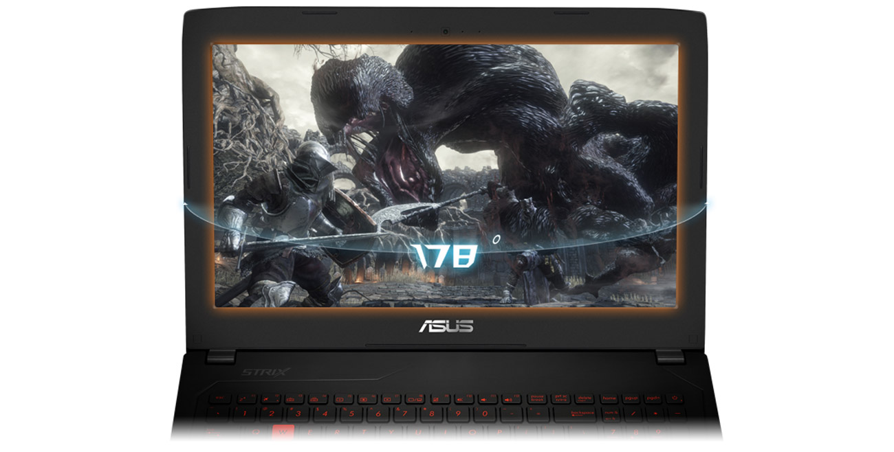 Laptop ASUS ROG Strix GL502VS i7 NVIDIA G-YNS